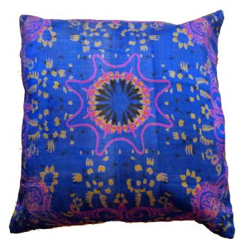 Indian Silk Cushion